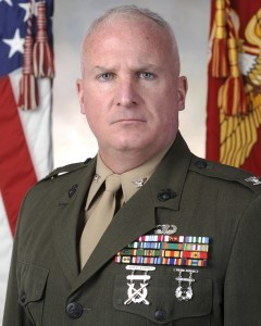 Col. Timothy  M. Parker is the Commanding Officer of the Weapons Training Battalion at the U.S. Marines Training Command Center in Quantico, VA. Parker served as the inspiration for Adopt-A-Battalion for which his brother is the vice president.